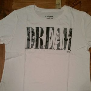 LST&FND for American Eagle Disney *DREAM* Tee  M